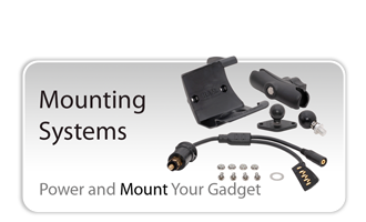 Shop mounting systems