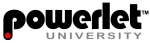 powerlet university logo
