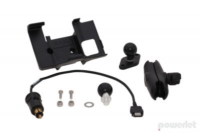 PBK-006 Garmin Nuvi 660 PowerMount with Ram Mount