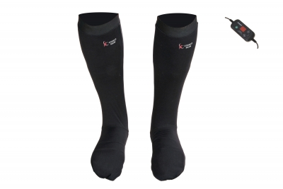 Microclimate H1 Socks with 5 Position Controller