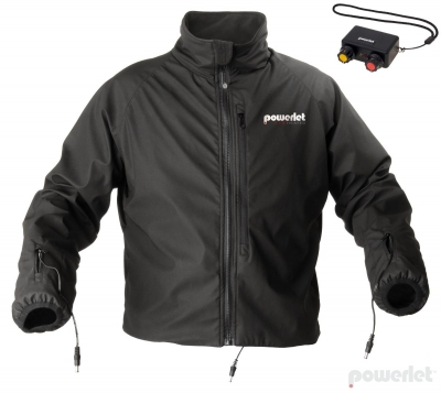 rapidFIRe Heated Jacket Liner with