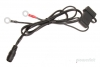 Heated Clothing Battery Harness Coax