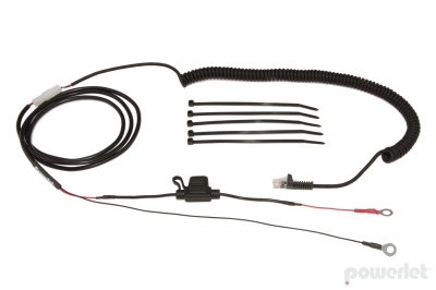 PPC-004-DB Escort, Bell RX65, Valentine 1 Battery Harness