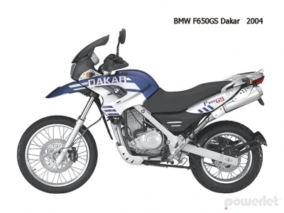 Bmw F650gs Single 2001 2007 Powerlet Products
