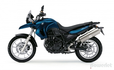 BMW F650GS Twin 2008 - Present