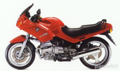 BMW R1100RS and RSL 1994 - 2001