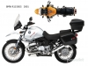 BMW R1150GS ABS And Non ABS 1998 R-1150 GS 1150GSR1150-GS