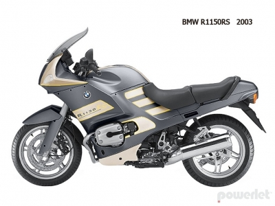 BMW R1150RS (ABS) 2000 - 2006