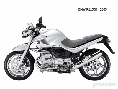 Bmw R1150r 2001 2005 Powerlet Products