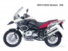 BMW R1200GS R-1200-GS R-1200GS Adventure GS