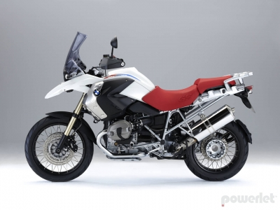 BMW R1200GS Adventure 2008 - Present