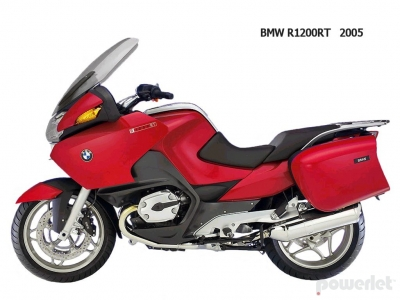 BMW R1200RT Jan 2005