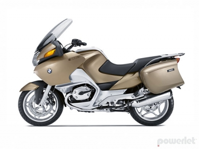 BMW R1200RT Sep 2006 - Present