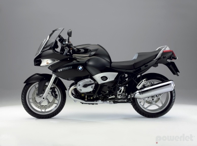 BMW R1200ST Sep 2006 - Present
