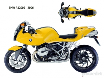 BMW R1200S R-1200-S R-1200S R1200-S 2006