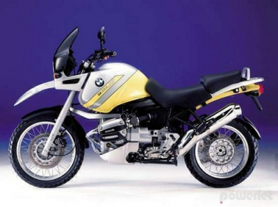 BMW R850GS STD And ABS 1996 - 2000