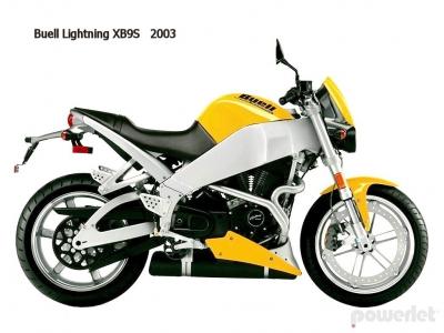 2001 Buell Lightning X1. Buell Lightning XB9 XB9R XB9S
