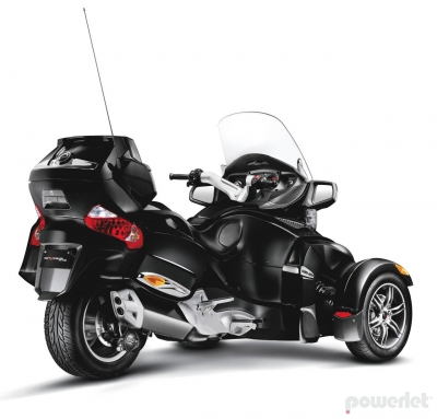 Can Am Spyder RT 2010 - Present