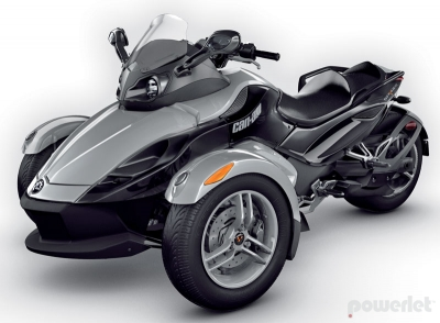 Can Am Spyder 2007 - Present