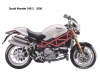 Ducati Monster S4RS 998 2006 S4 RS 2007 2008 S4R