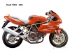 Ducati SuperSport 750SS 1988 - 2002