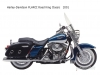 Harley Davidson FLHR 1450 Road King 2000 - 2006