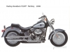 Harley Davidson FLSTF 1450 Fat Boy Softail 2000 - 2006