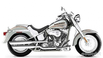 Harley Davidson FLSTFSE 1690 Screaming Eagle Fat Boy 2005 -
