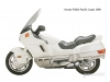 Honda PC 800 Pacific Coast 1989 - 1998