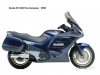 Honda ST1100 Pan European 1990 - 2001