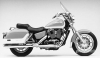 Honda Shadow Ace Tourer VT1100T 1997 - 2003