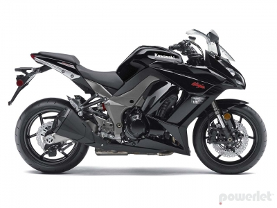 Present Kawasaki Ninja Motorcycle