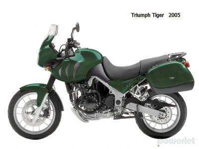 triumph tiger 955i 1999 - 2006 - powerlet products