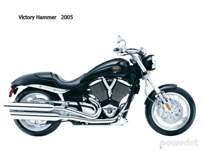 Victory Hammer 2005 2006 2007