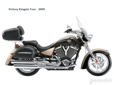 Victory Kingpin Tour Kingpin Tourer 2008