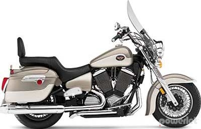 Victory V 92 TC Touring Cruiser 2002 - 2006