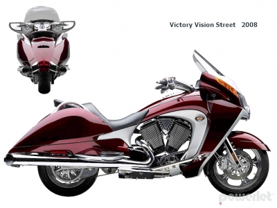 Victory Vision Street 2008 Victory Vision 2009